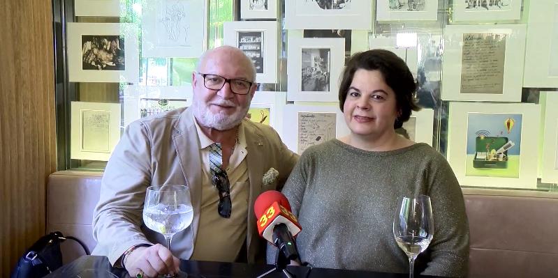 Entrevista Canal 33 los arcos de Ponzano