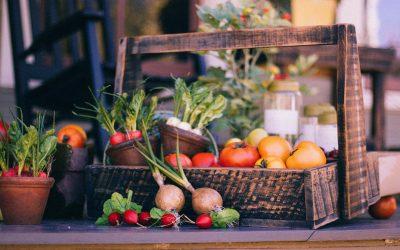 5 alimentos imprescindibles en primavera