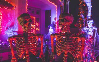 Plan del mes: cena y fiesta de Halloween